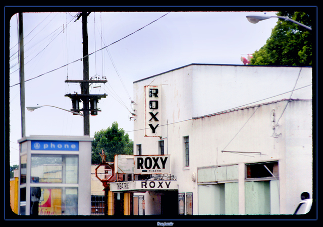 Roxy Theatre ... Jacksonville Florida