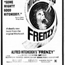 "AD FOR ""FRENZY"" - ALGER AND OTHER THEATRES"