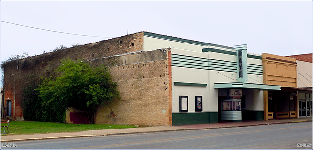 Raye Theater ... Hondo Texas