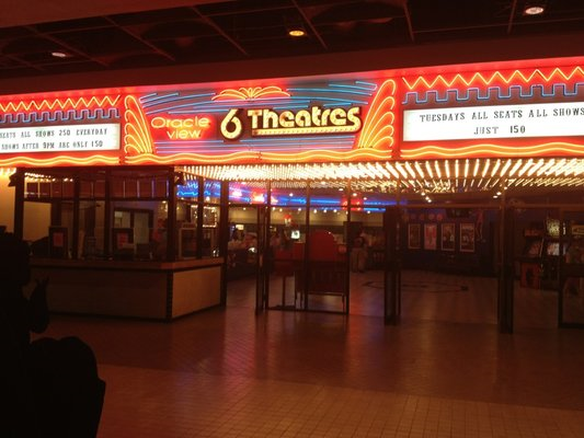 Oracle View Cinemas