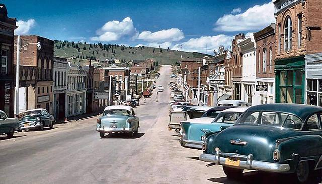 Circa 1957 photo courtesy of the AmeriCar The Beautiful Facebook page.
