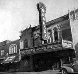 GRANADA Theatre; Racine, Wisconsin.