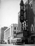 (FOX (RIO) Theatre; Appleton, Wisconsin.