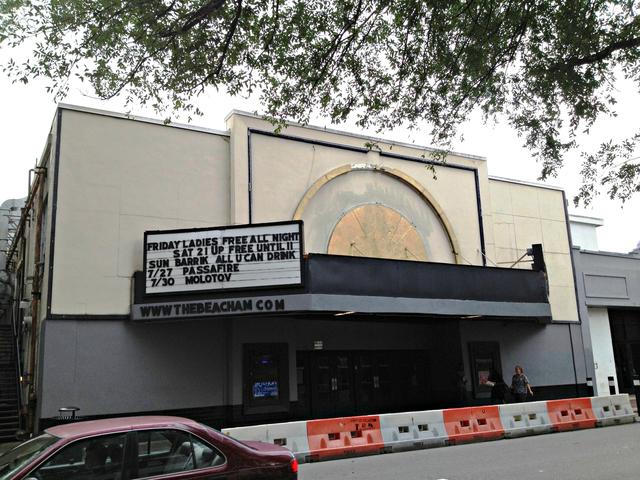 Beacham Theater
