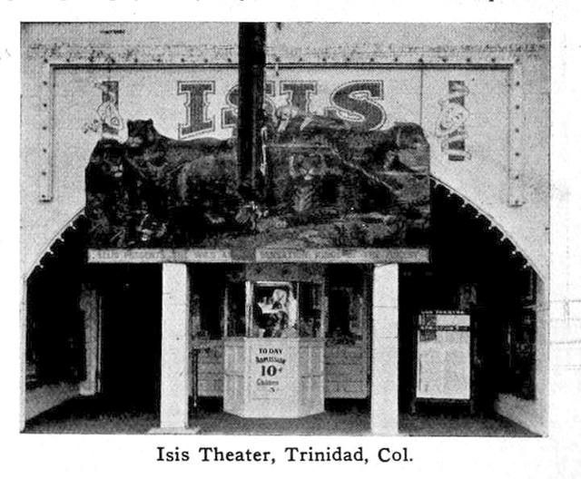 Isis Theatre