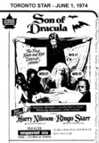 "AD FOR ""SON OF DRACULA"" - IMPERIAL SIX THEATRE"