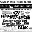 "AD FOR ""GRAND PRIX"" - PARK THEATRE"