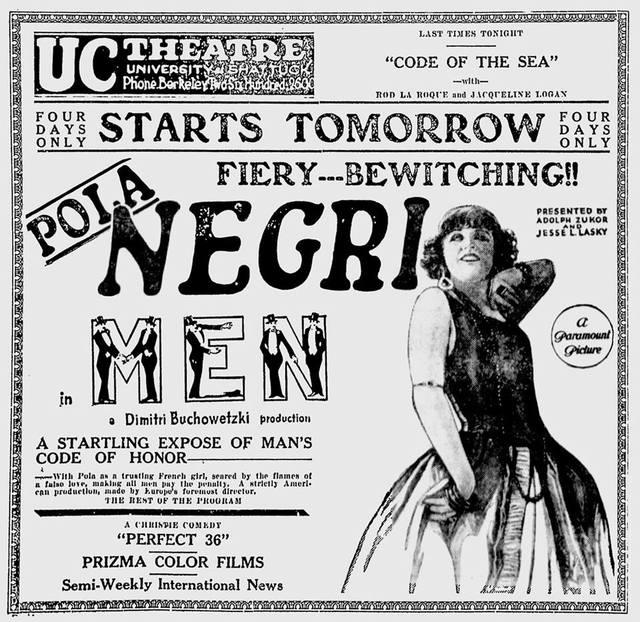Berkley California Daily Gazette -Tuesday July 8th, 1924 Edition. Image courtesy of Jeffrey Allan.