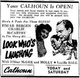 February 20th, 1942 grand opening ad