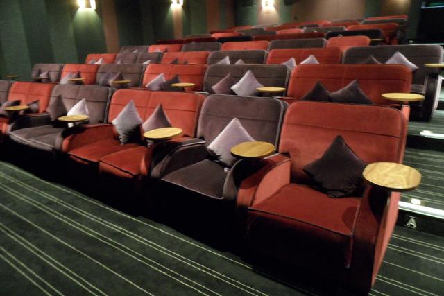 Everyman Mailbox Cinema