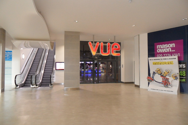 Vue Farnborough