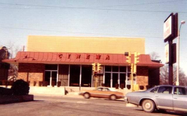 Webster Cinema