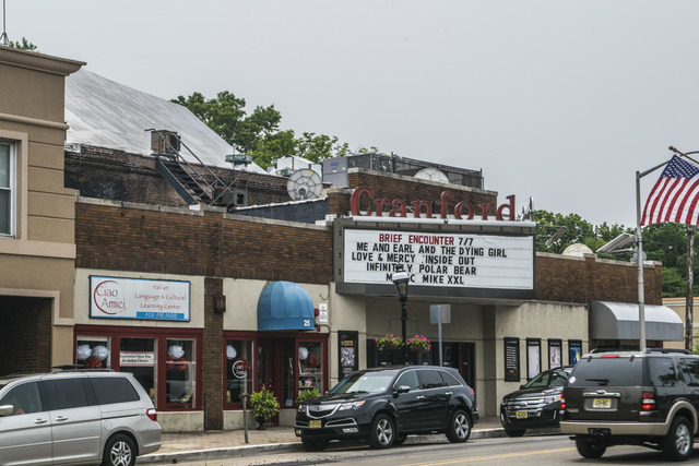 New Vision Theatres Cranford Theatre