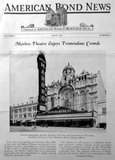 MARBRO Theatre; Chicago, Illinois.