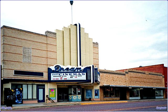 Dream Theatre ... Russell Kansas