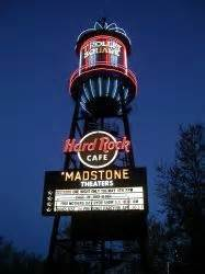 Tower marquee under Maidstone