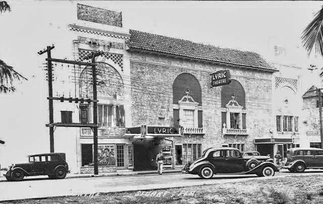 lyric theatre in stuart fl cinema treasures