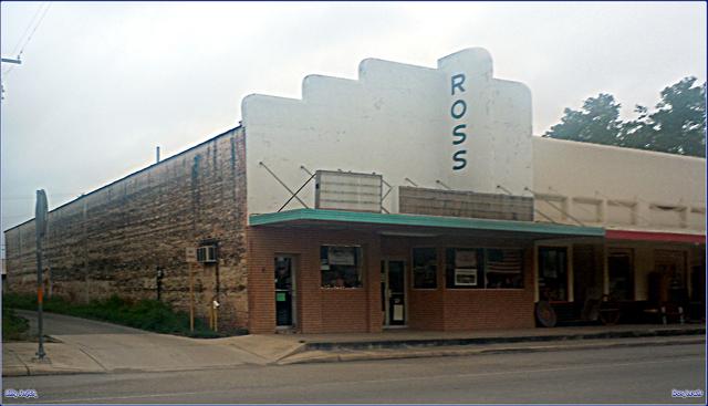 Ross ... Sabinall Texas
