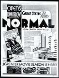 November 18th, 1937 grand opening ad