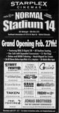 February 27th, 2009 grand opening ad