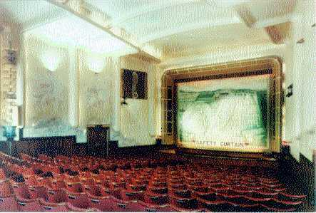 Stanford Hall Cinema Theatre