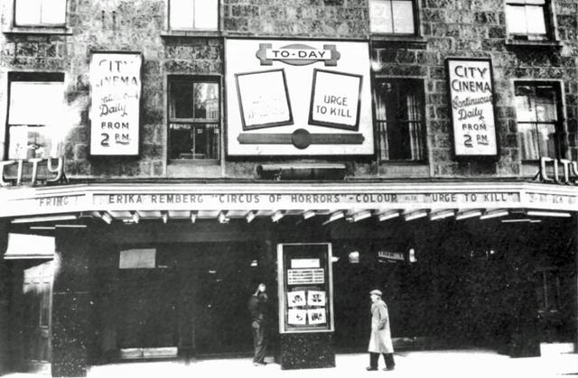 City Frontage c. 1961