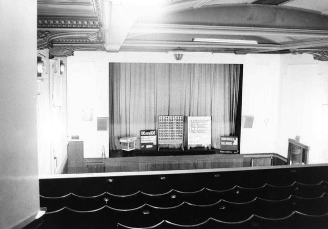 Cinema House stage