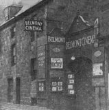 Belmont frontage, 1952