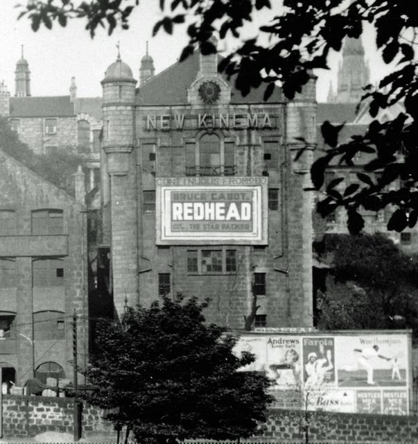 Belmont building 1936