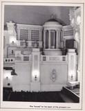 The 'temple' next to the proscenium, Ambassadors Theatre, Perth, March 1969