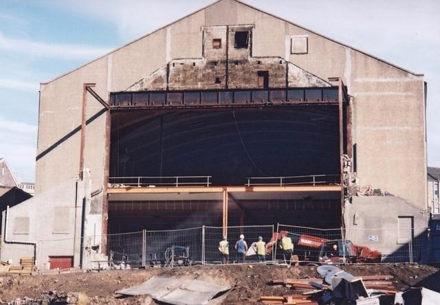 Odeon rear 2001