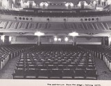 The auditorium, Ambassadors Theare, Perth, March 1969