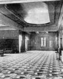 Astoria circle foyer