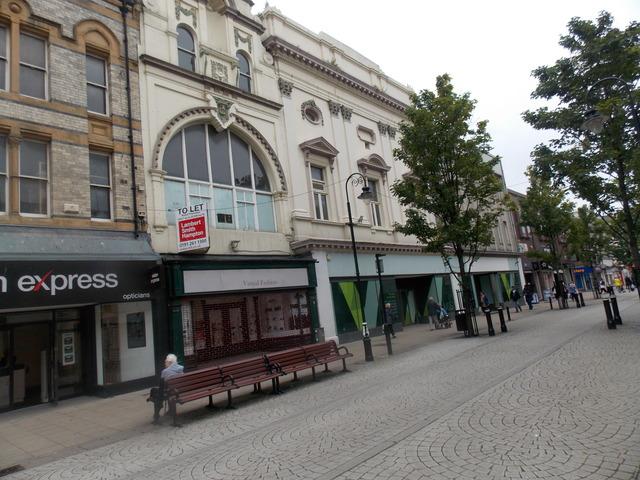 Black's Regal/Odeon, South Shields