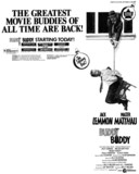 """AD FOR """"BUDDY BUDDY"""" - IMPERIAL SIX AND OTHER THEATRES"""