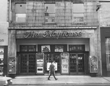 Plahouse frontage - 1970s