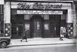Playhouse frontage - 1959