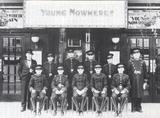The Playhouse staff - 1929
