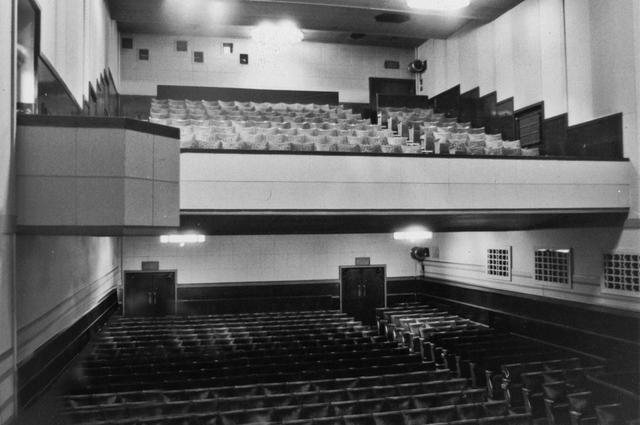 Queens Cinema auditorium