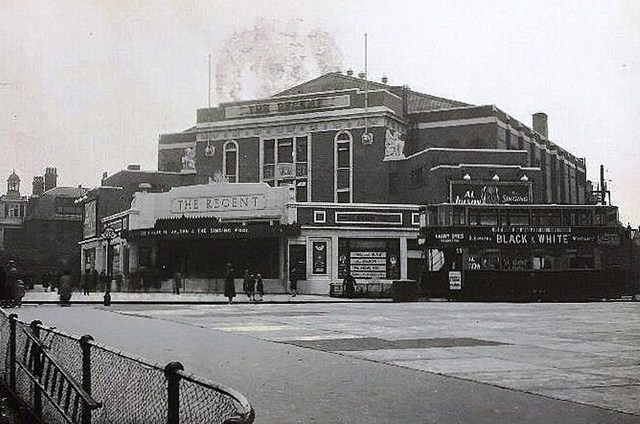 The Regent   Stamford Hill.