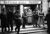 Gaumont entrance - 1955