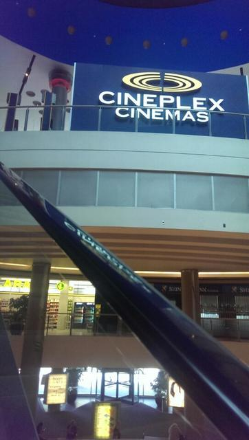 Cineplex Cinemas Empress Walk
