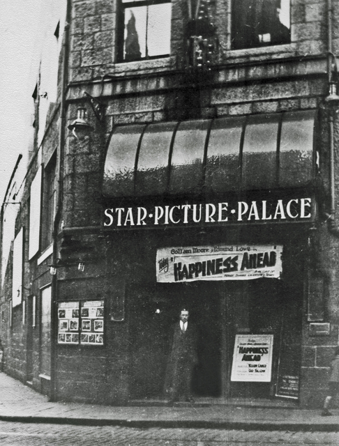 The Star Picture Palace - 1936