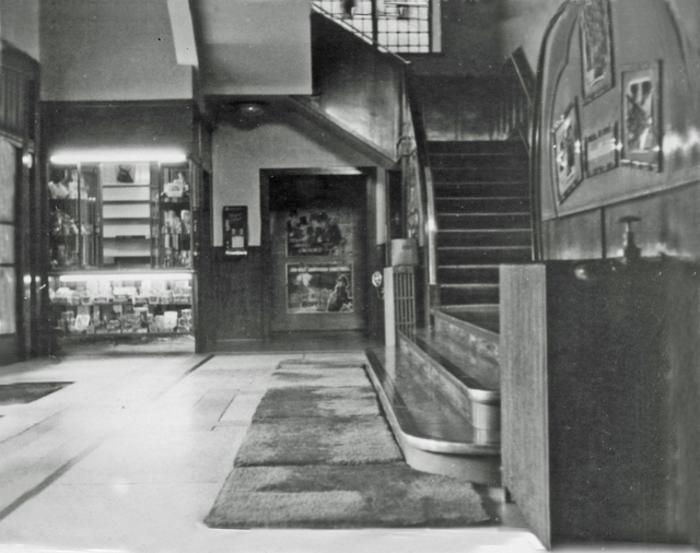 Torry Cinema Foyer