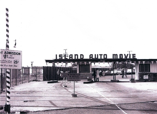 ISLAND AUTO MOVIE IN IT'S HEYDAY!!!