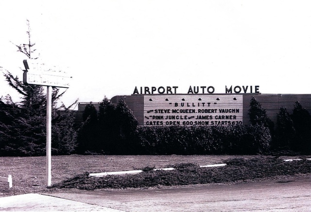 AIRPORT AUTO MOVIE (1968)