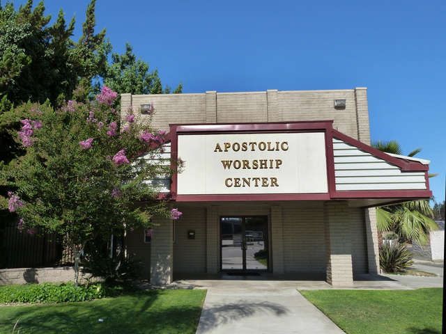 Apostolic Worship Center (former Arbor Square Cinema_