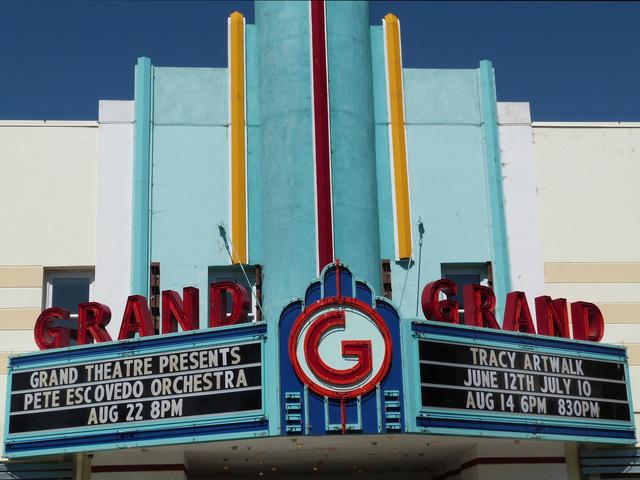 Grand Theatre Center for the Arts