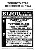 AD FOR BIJOU THEATRE MORNINGSIDE PLAZA