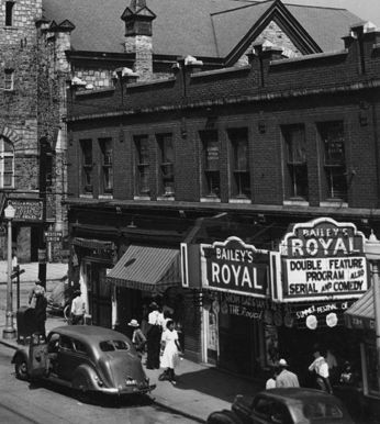 Bailey's Royal Theatre